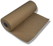 Pure Kraft Paper - 600mm(23.6 Inches) Wide